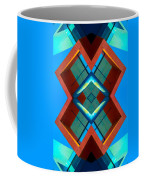 Abstract Photomontage No 3 Coffee Mug