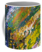 Abstract Piano 3 Coffee Mug
