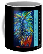 Abstract Pineapple Coffee Mug