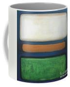 Abstract - Rothko Coffee Mug