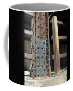 Abstract Rust 1 Coffee Mug