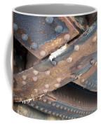 Abstract Rust 2 Coffee Mug