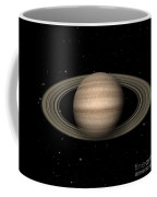 Abstract Saturn Coffee Mug