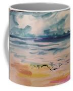 Abstract Seascape Coffee Mug