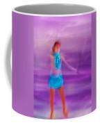 Abstract Skater Coffee Mug