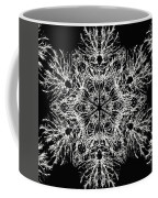Abstract Snowfalke Coffee Mug