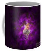 Abstract Stars Nebula Coffee Mug