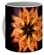 Orange Sun 2 Coffee Mug