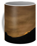 Abstract Sunset At Del Valle Coffee Mug