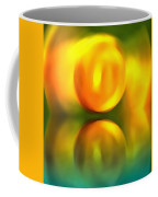 Abstract Sunset Reflection Coffee Mug
