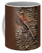 Abstract Surface Bumpy Stone Coffee Mug