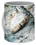 Abstract Surface Limestone With Rocks Coffee Mug