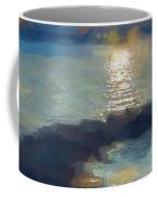 Abstract Tahoe Coffee Mug