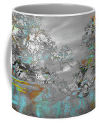 Abstract Tree Art 1 Coffee Mug