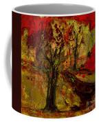 Abstract Tree Coffee Mug