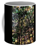 Abstract Trees 691 Coffee Mug