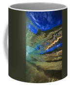 Abstract Underwater View Coffee Mug