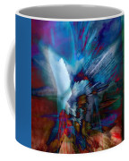 Abstract Visual Coffee Mug