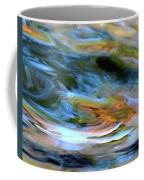 abstract water 2309DB Coffee Mug