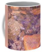 Abstract Water Art II Coffee Mug