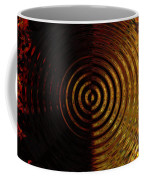 Abstract Water Effect Coffee Mug