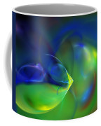 Abstract Water World 040411 Coffee Mug