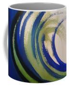 Abstract Waves Coffee Mug