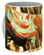 Abstract Whirls Within A Window Coffee Mug