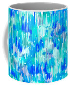 Abstract Winter Coffee Mug