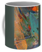 Abstract With Gold - Close Up 7 Coffee Mug