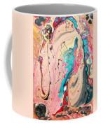 Abstraction #36  Coffee Mug