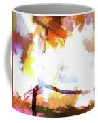 Abstraction #37 Coffee Mug