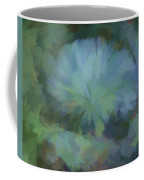 Abstractions From Nature - Live Oak Collar Coffee Mug