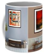 Abstracts By Edward M. Fielding Coffee Mug