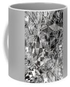 pERMEABLE aBSTRACTION  Coffee Mug