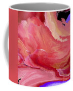 Abstrct In Pink  Coffee Mug