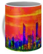 Abu Dhabi Skyline - Da Coffee Mug