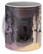 Abu Simbel Temple, 1838 Coffee Mug