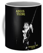 Ac Dc Rock Spokane 3 Coffee Mug