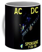 Ac Dc Rocks 2 Coffee Mug