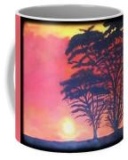 Acacias At Masai Mara Coffee Mug