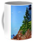 Acadia Lighthouse Coffee Mug