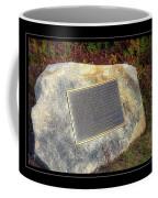 Acadia National Park Centennial Plaque Coffee Mug