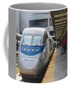 Acela Train 14bos072 Coffee Mug
