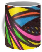 Aceo Abstract Spiral Coffee Mug