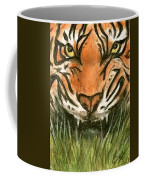 Aceo Tiger Coffee Mug