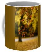 Acers Turning Coffee Mug