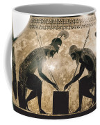 Achilles & Ajax, C540 B.c Coffee Mug