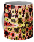 Acorn And Manzanita Display Abstract Coffee Mug
