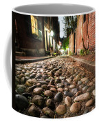 Acorn Street Cobblestone Detail Boston Ma Coffee Mug